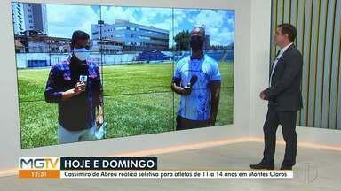 Veja os destaques do esporte desta sexta-feira (29) - Jogos do AMérica-MG e do Cruzeiro são alguns dos destaques.