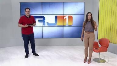 Veja a íntegra do RJ1 desta sexta-feira, 29/01/2021 - Apresentado por Ana Paula Mendes, telejornal traz as principais notícias do interior do Rio.