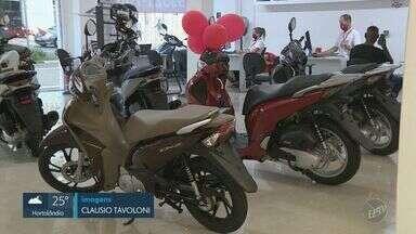 Pandemia afeta produção de motocicletas na Zona Franca de Manaus - Sem o abastecimento das principais montadoras, concessionárias da região estão sem estoque e com clientes em lista de espera.