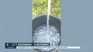 Moradores do RJ seguem relatando mudanças na cor e odor da água - Especialistas indicam mudanças para acabar com o problema, que já aconteceu no verão de 2020