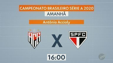 Veja os jogos deste final de semana pela Série A do Campeonato Brasileiro - Partidas começam a partir deste domingo (31).