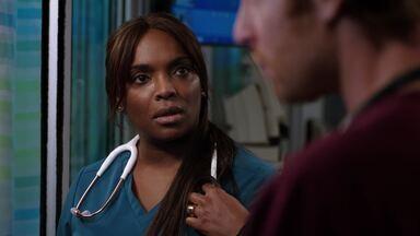 Você Sabe o Caminho de Casa? - Dr. Charles e April se unem para cuidar de um paciente misterioso no pronto-socorro. Enquanto isso, Dr. Marcel é confrontado com seu passado quando encontra um conhecido.