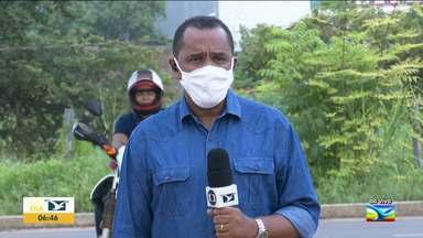Veja os números da Covid-19 em Balsas - Repórter Gil Santos apresenta na manhã desta sexta-feira (5) os números atualizados sobre a doença no município.