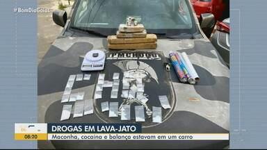 Confira principais notícias da madrugada na Grande Goiânia - Entre os destaques das últimas horas estão prisões por suspeitas de tráfico de drogas.