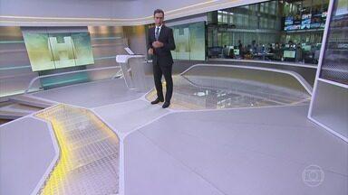 Jornal Hoje - Edição de 05/02/2021 - Os destaques do dia no Brasil e no mundo, com apresentação de Maria Júlia Coutinho.