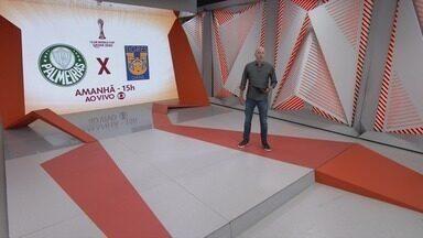 Globo Esporte, sábado, 06/02/2021 na Íntegra - O Globo Esporte atualiza o noticiário esportivo do dia.