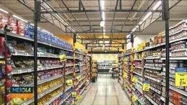 Comércio de chocolates segue otimista para a Páscoa deste ano - Empresários esperam recuperar a queda das vendas do ano passado.