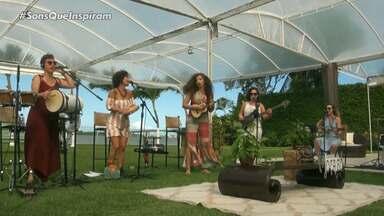 Samba de Moça Só é destaque do 'Sons que Inspiram' - Samba de Moça Só é destaque do 'Sons que Inspiram'.