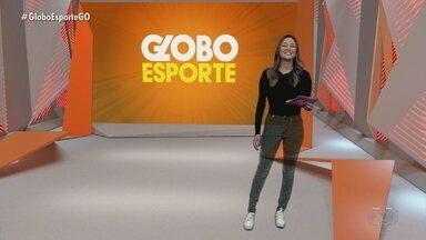 Globo Esporte GO - 06/02/2021 - Íntegra - Confira a íntegra do programa Globo Esporte GO - 06/02/2021.