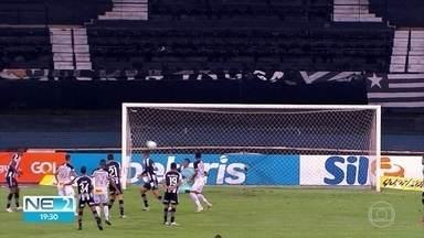 Sport vence Botafogo e clube carioca é rebaixado para a Série B - Partida, válida pelo Campeonato Brasileiro, terminou com placar de 1 a 0.