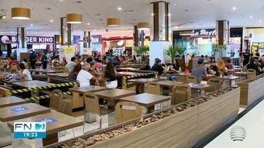 Avanço de fase no Plano São Paulo anima comerciantes - Sábado (6) foi de portas abertas em Presidente Prudente.