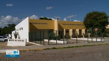 Museu do Sertão é reaberto em Petrolina - O espaço ficou dez meses fechado por conta da pandemia
