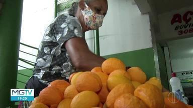 Deputado quer tornar Montes Claros Capital Nacional do Pequi e gera polêmica - Em um post em rede social, o governador goiano disse o pequi está no 'DNA goiano' e que o fruto é muito mais que um símbolo da culinária goiana: faz parte da cultura.