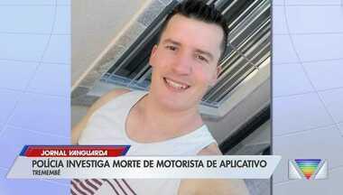 Corpo de motorista de aplicativo morto a facadas é enterrado neste sábado (6) - Márcio Gatti saiu para uma corrida desapareceu. O corpo foi encontrado com sinais de facada.