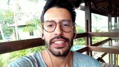 Bê Camará conta suas inspirações para compor a música 'Saco do Mamanguá' - 'Revista + Plugue' descobriu um clipe que foi gravado no nosso litoral e está o maior sucesso.