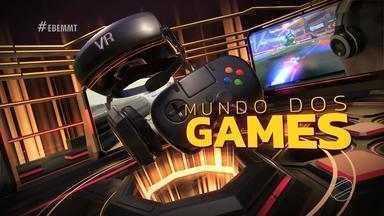 """""""Mundo dos Games"""" episódio 01 - Bloco 02 - """"Mundo dos Games"""" episódio 01 - Bloco 02"""