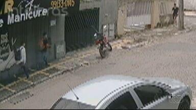 Homem é preso suspeito de roubar loja em Goiânia - Caso ocorreu no setor Pedro Ludovico.