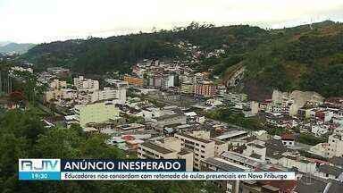 Veja a íntegra do RJ2 deste sábado, 06/02/2021 - Telejornal traz os principais destaques do dia nas cidades do interior do Rio.