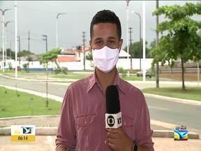 Maranhão supera 8 mil casos ativos do novo coronavírus - Desse número, quase mil são de maranhenses internados em hospitais e a quantidade de pessoas doentes está em alta há mais de dois meses.