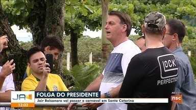 Dagmara Spautz fala sobre nova visita do presidente Jair Bolsonaro a SC - Dagmara Spautz fala sobre nova visita do presidente Jair Bolsonaro a SC