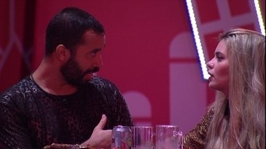 Gilberto sobre Karol Conká: 'Ela falou com toda as letras: eu não vou lhe indicar' - Gilberto sobre Karol Conká: 'Ela falou com toda as letras: eu não vou lhe indicar'