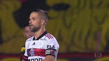 Confira as novidades para a partida entre Flamengo e Corinthians pelo Brasileirão - Confira as novidades para a partida entre Flamengo e Corinthians pelo Brasileirão