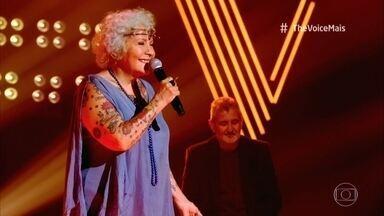 Áurea Catharina canta 'Dois Corações' - Confira!