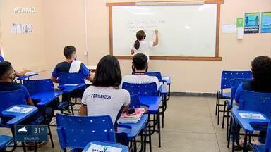 Pesquisa aponta que 60% dos professores têm dificuldade com ensino remoto - Pesquisa aponta que 60% dos professores têm dificuldade com ensino remoto