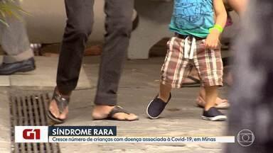 Governo investiga cerca de 200 casos de síndrome rara associada à Covid-19 - A Secretaria de Estado de Saúde de Minas Gerais (SES-MG) catalogou 198 casos suspeitos de síndrome inflamatória pediátrica, possivelmente provocada pela Covid-19.