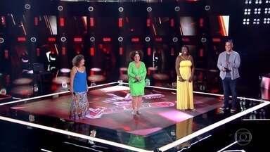 Claudia Leitte salva duas vozes e uma participante deixa o programa - Confira!