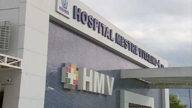 Na Zona da Mata pernambucana, 3 municípios aumentam restrições - Em Caruaru, no agreste do estado, o hospital Mestre Vitalino, o principal da região, opera quase no limite.