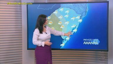 Previsão é de instabilidade e chuva fraca em quase todo o RS nesta quarta-feira (24) - Regiões Central, Oeste e da Campanha devem ter tempo firme.
