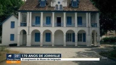 Contagem regressiva para os 170 anos de Joinville - Contagem regressiva para os 170 anos de Joinville