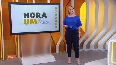 Hora 1 - Edição de 26/02/2021 - Os assuntos mais importantes do Brasil e do mundo, com apresentação de Roberto Kovalick.