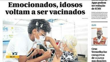 Veja os destaques do jornal O Estado do Maranhão - Acompanhe as principais notícias da publicação na manhã desta sexta-feira (26) no estado.