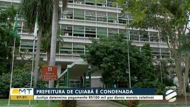 Justiça do Trabalho condena prefeitura de Cuiabá por represálias a profissionais de saúde - Justiça do Trabalho condena prefeitura de Cuiabá por represálias a profissionais de saúde