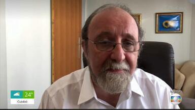 OMS alerta para tragédia da pandemia no Brasil - O neurocientista Miguel Nicolelis explica que as campanhas eleitorais, as festas de fim de ano e o carnaval agravaram muito a situação.
