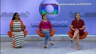 Globo Comunidade: domingo 07/03/2021 - Íntegra - Globo Comunidade: domingo 07/03/2021 - Íntegra