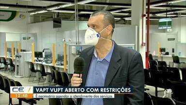 Vapt vupt funciona por agendamento em Fortaleza - Saiba mais em g1.com.br/ce