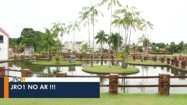 Confira a íntegra do JRO1 desta terça-feira, 09 de Março - Telejornal é apresentado por Karina Quadros.