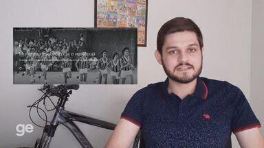Exposição virtual sobre futebol feminino no Brasil é a dica especial para Semana da Mulher - Editor de ge, Lucas Papel, recomenda exposições on-line do Museu do Futebol, em São Paulo, que traz histórias e personagens mulheres do período do futebol durante a ditadura militar no país.