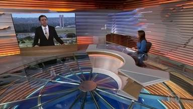 Camarotti: 'discurso de Lula coloca Bolsonaro na defensiva' - Gerson Camarotti analisa a repercussão do primeiro discurso de Lula depois de anuladas as condenações na Lava Jato. Após o discurso do ex-presidente, Bolsonaro apareceu de máscara facial em um evento público.