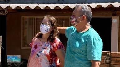 Moradores da região relatam superação e perda de familiares para a Covid-19 - Segundo episódio da série 'Novos Dias' mostra histórias de quem venceu a doença e quem vai se lembrar para sempre dessa pandemia com dor e saudade.