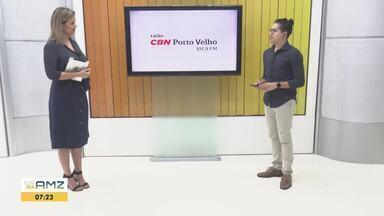 Vazamento de dados é destaque da CBN Amazônia Porto Velho e Guajará-Mirim - João Antônio Alves fala mais sobre o tema.