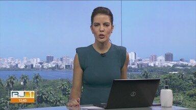 RJ1 - Íntegra 11/03/2021 - O telejornal, apresentado por Mariana Gross, exibe as principais notícias do Rio, com prestação de serviço e previsão do tempo.