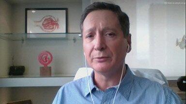 Covid-19 pode ocasionar e até agravar problemas nos rins - O médico nefrologista Rui Alberto Gomes explica quais os riscos de complicações para pacientes que já têm problemas renais, quais as sequelas que podem ficar e como a Covid-19 afeta os rins.