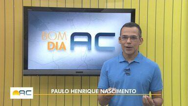 Paulo Henrique Nascimento fala sobre as principais notícias do esporte - Paulo Henrique Nascimento fala sobre as principais notícias do esporte