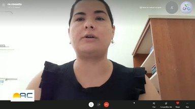 Gerente do PNI, Renata Quiles, fala sobre chegada de mais um lote de vacinas para a Covid - Gerente do PNI, Renata Quiles, fala sobre chegada de mais um lote de vacinas para a Covid
