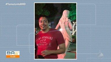 Desaparecidos: Ícaro de 28 anos continua desaparecido em Salvador - Jovem saiu de casa há duas semanas no bairro do Campo Grande, e não foi mais visto.
