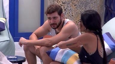 Caio fala sobre sua relação com Camilla de Lucas: 'Desde o começo não batia' - Caio fala sobre sua relação com Camilla de Lucas: 'Desde o começo não batia'
